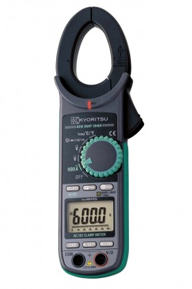 2046R AC/DC Digital Clamp Meter