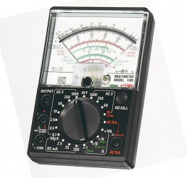 1109S Analogue Multimeter