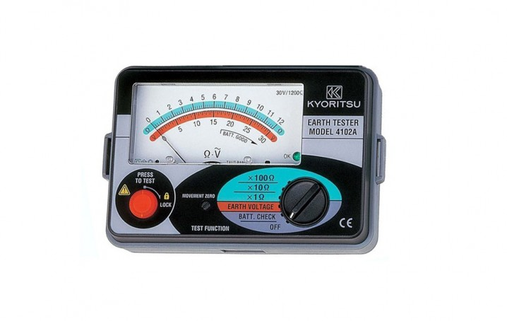 4102A-H Earth Tester - Image - 1