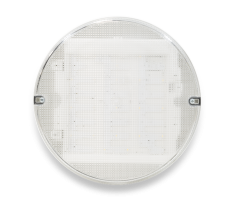 Trojan Round - White Clear, with MicrowaveSensor, LED Bulkhead - Image Small - 2