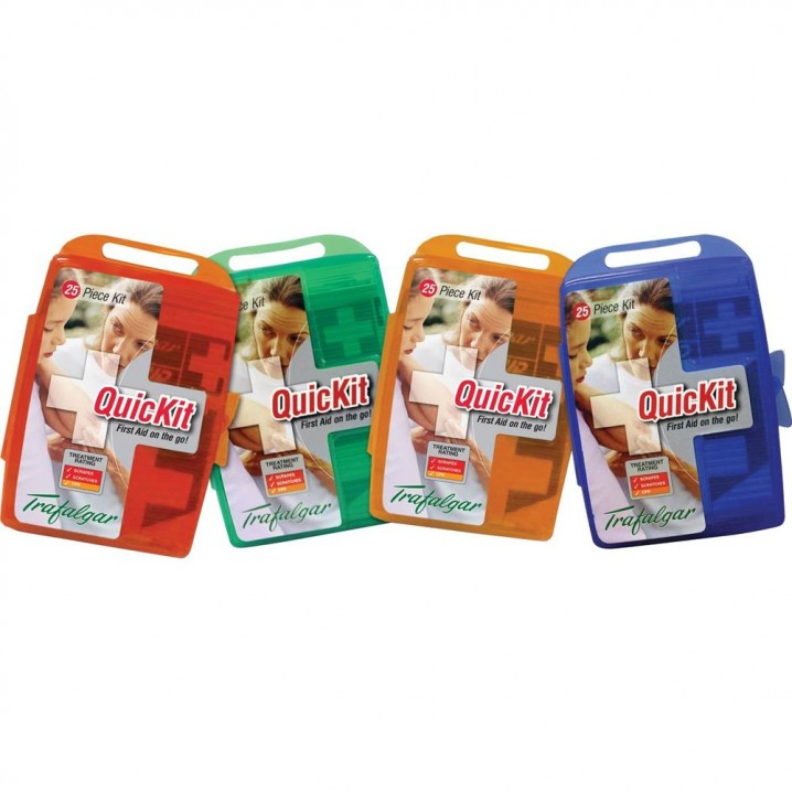 Trafalgar - QuicKit First Aid Kit NZ - Image - 1