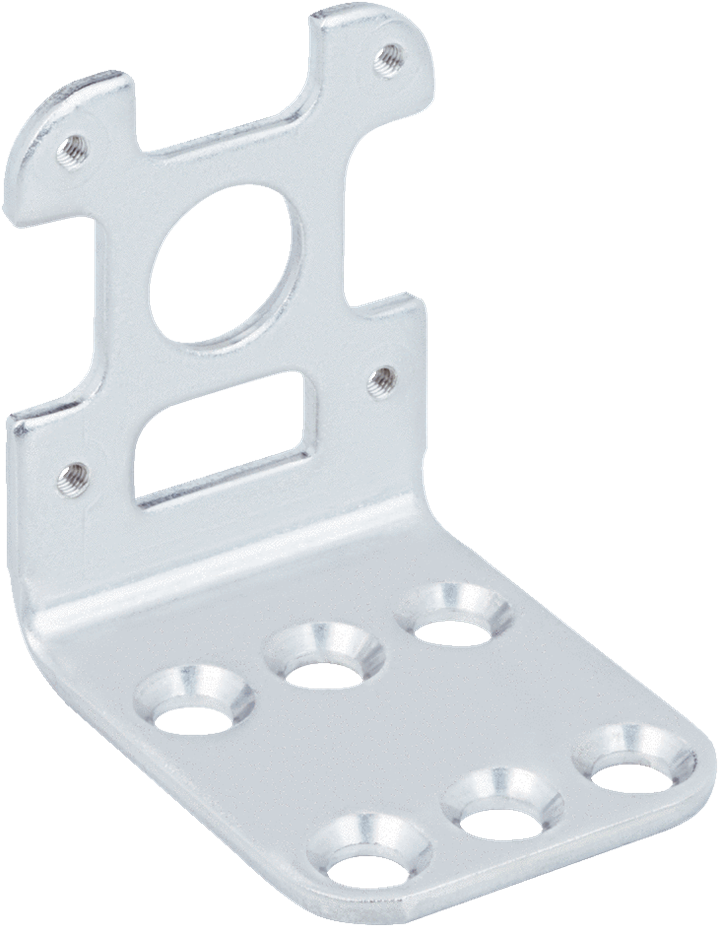 TR10-MA0000 Mounting bracket for actuator - Image - 1