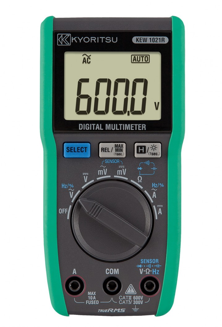 KEW 1021R Digital Multimeter - Image - 1