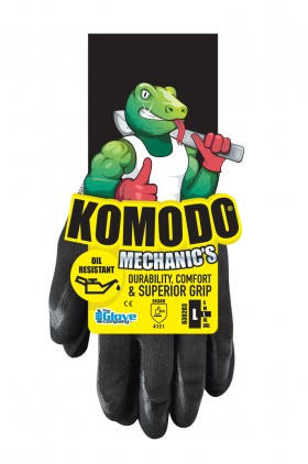 KOMODO® Mechanic's - 1 pair Small