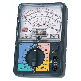 1110 Analogue Multimeter