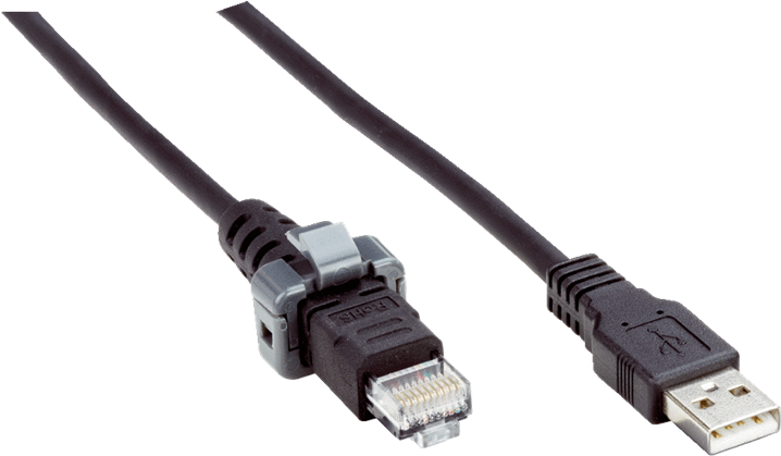 IDMX60 USB cable - Image - 1