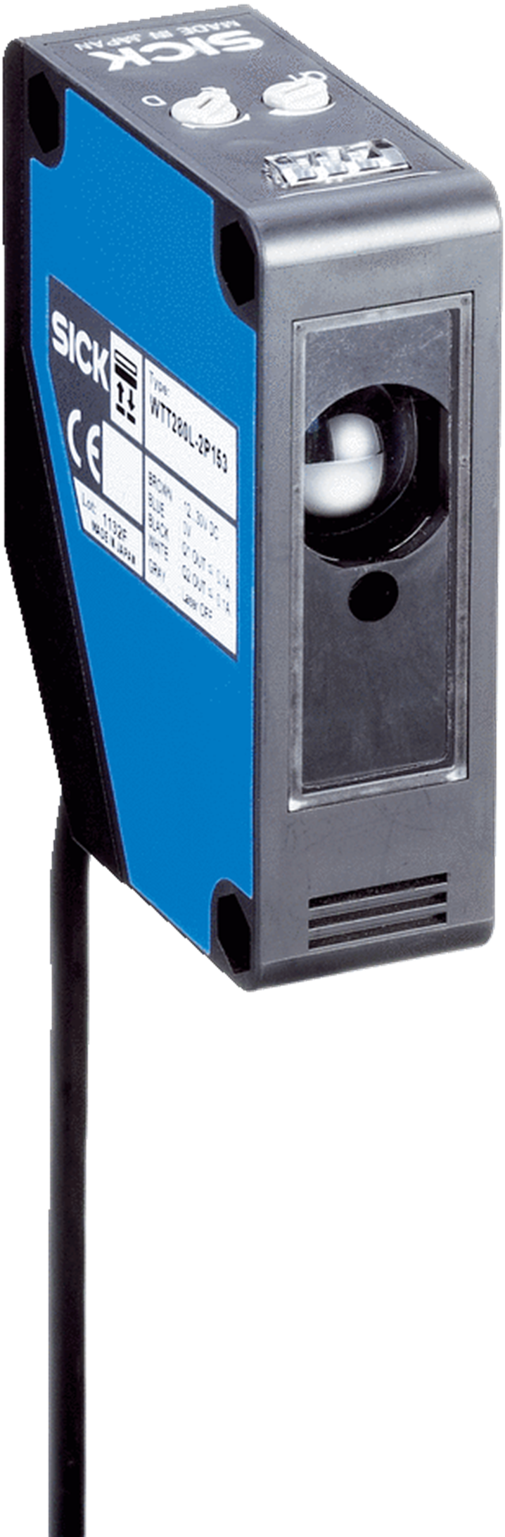 WTT280L-2P2531 MultiTask photoelectric sensors - Image - 1
