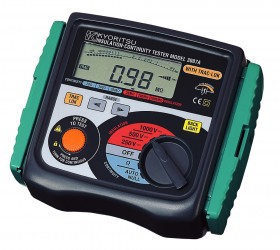 3007A Analogue Insulation Tester