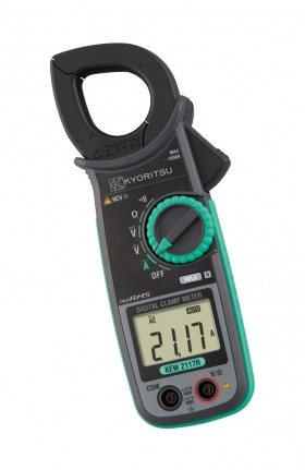 2117R AC Digital Clamp Meter