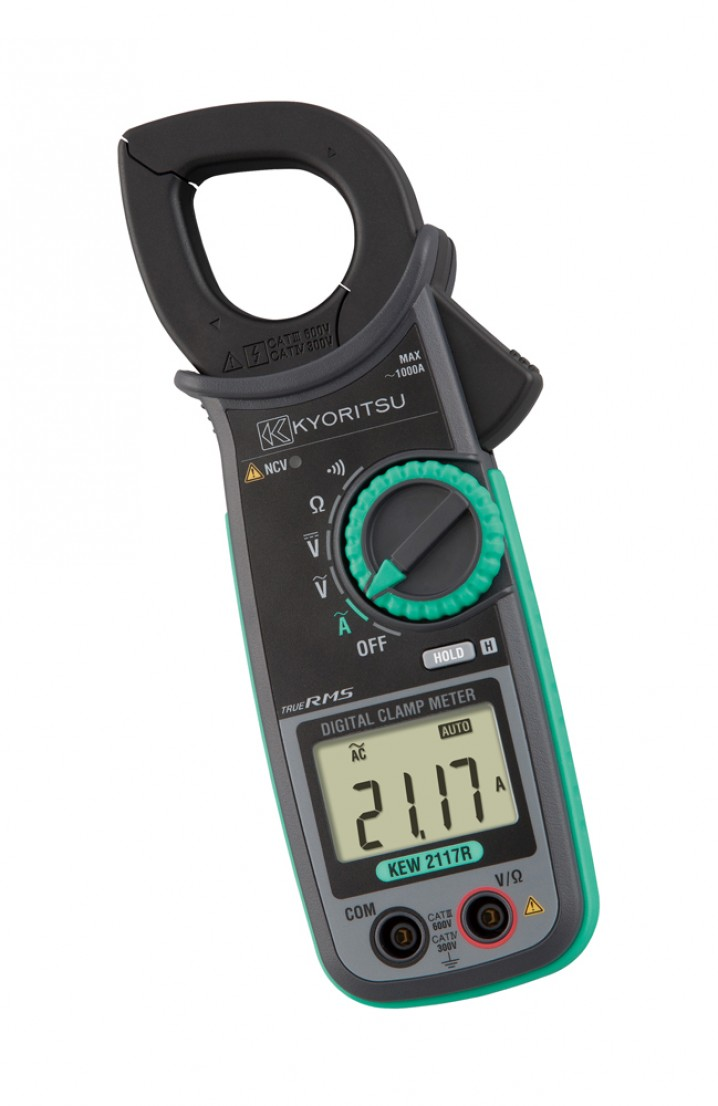 2117R AC Digital Clamp Meter - Image - 1
