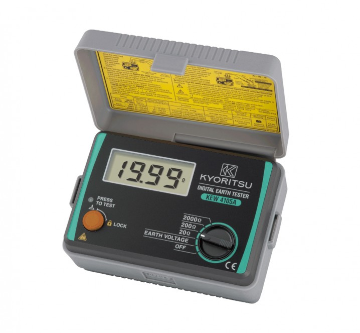 4105A-H Earth Tester - Image - 1