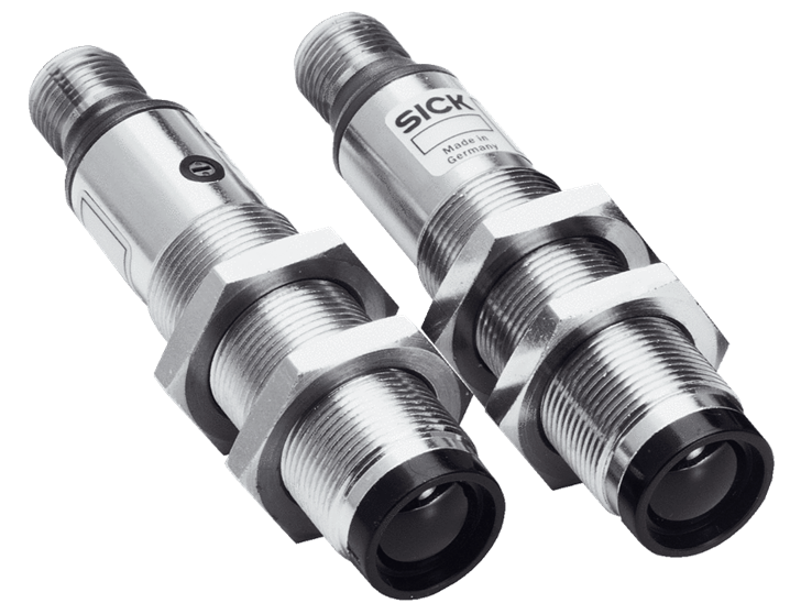VS/VE18-3P3140 Cylindrical photoelectric sensors - Image - 1